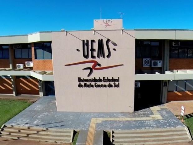 Universidade Estadual de Mato Grosso do Sul (UEMS) (Foto: Divulgação/UEMS)