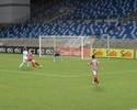 Geílson lamenta chances perdidas, valoriza empate e elogia goleiro Diego