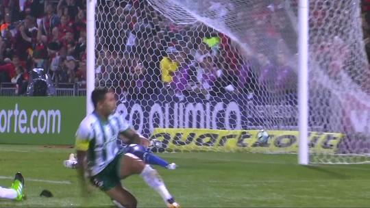 Análise: Palmeiras não se assusta, mostra reação e começa a ter cara fora de casa