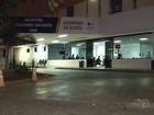 Jovem é baleado em frente ao Hospital Materno Infantil, em Goiânia