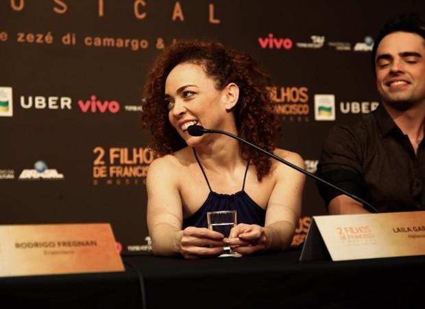Laura Gerin (Foto: Marcos Ribas; Brazil News)