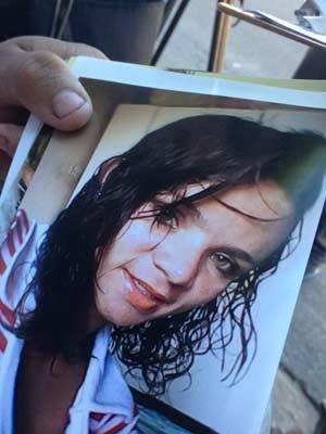 Valdirene Santana dos Santos foi achada morta em mala no Limão (Foto: Nathália Duarte/G1)