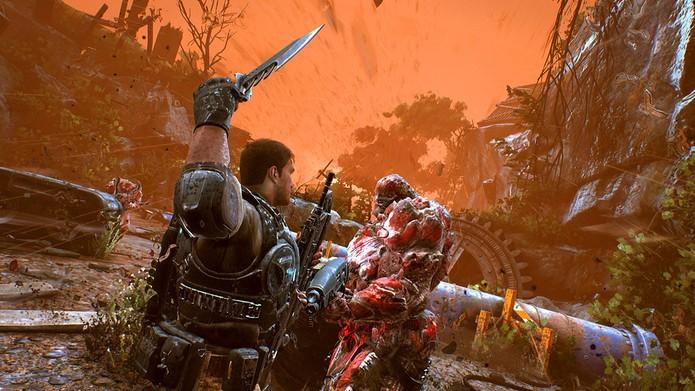 Gears of War 4 (Foto: Divulgalção/Microsoft)