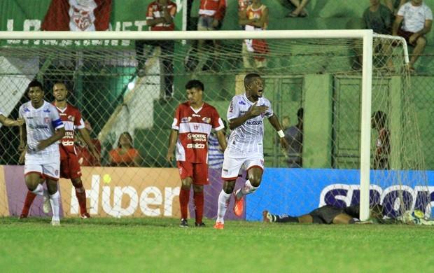 CRB x Potiguar, em Coruripe (Foto: Ailton Cruz/ Gazeta de Alagoas)