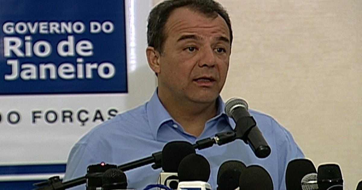 Cabral diz que não é 'ditador' e pede fim de protestos na frente da sua casa