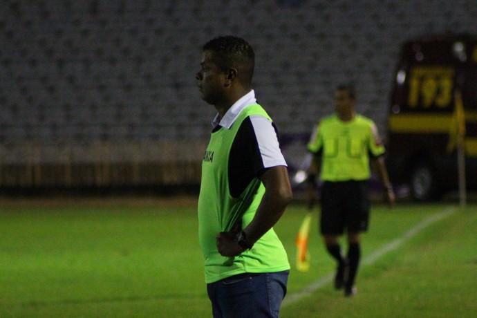Capitão - River-PI x Botafogo-PB (Foto: Wenner Tito)