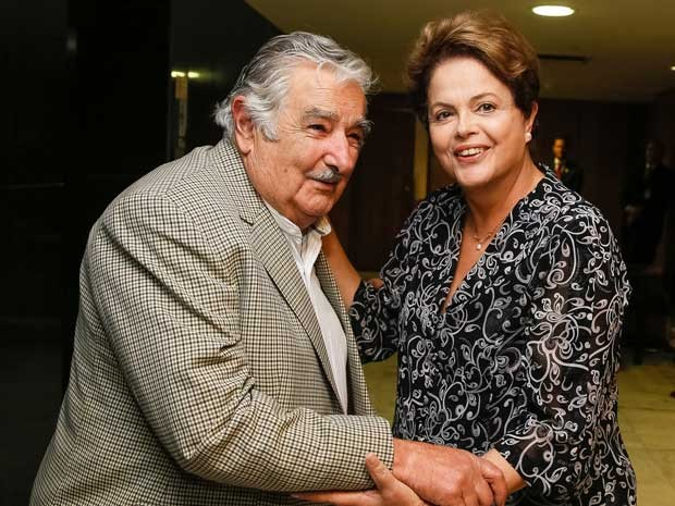 """""""O Brasil não tem culpa de ser tão grande, nem o Uruguai de ser tão pequeno"""""""