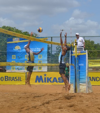 15ª Circuito Regional de Volei de praia Roraima (Foto: Nailson Wapichana/GloboEsporte.com)