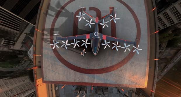 Modelo S2 seria capaz de levar 2 ocupantes (Foto: Joby Aviation via AP)