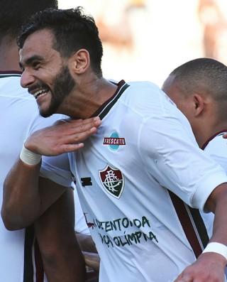 Dourado, Fluminense (Foto: MAILSON SANTANA/FLUMINENSE FC)
