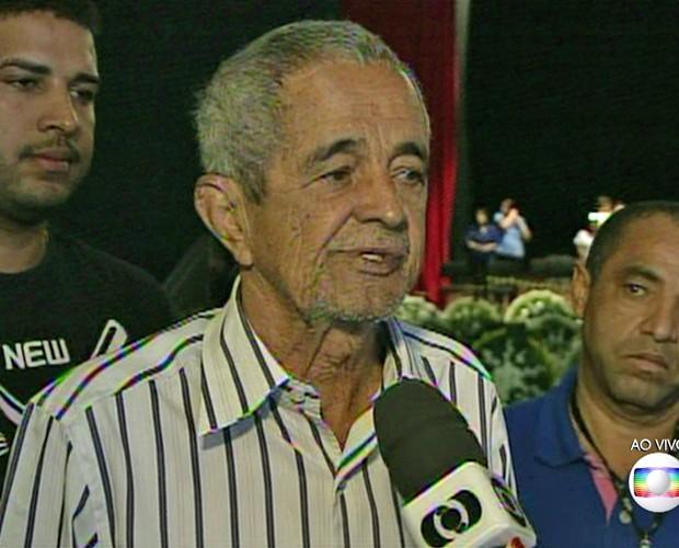 Francisco lamenta morte de Cristiano Araújo (Foto: Mais Você/TV Globo)