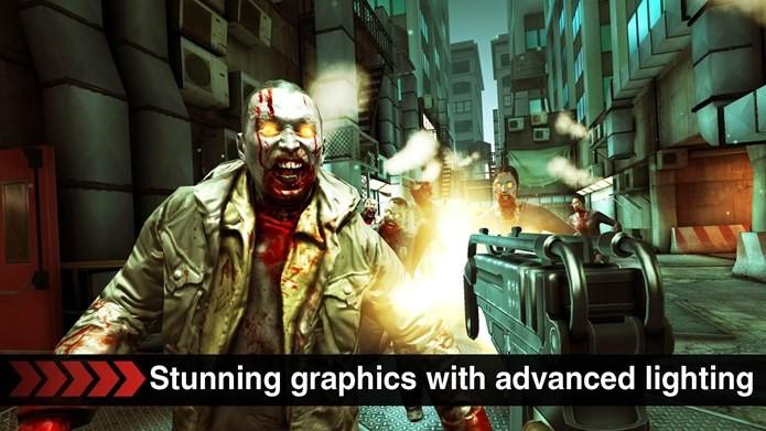 Dead Trigger (o primeiro) ainda é um excelente jogo para jogar offline (Foto: Divulgação)