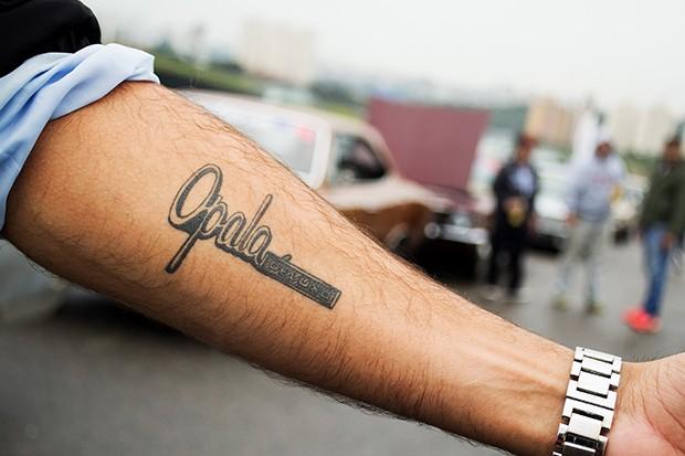 É essa a assinatura, Opala na veia! (Foto: Divulgação/Bárbara Bonfim)