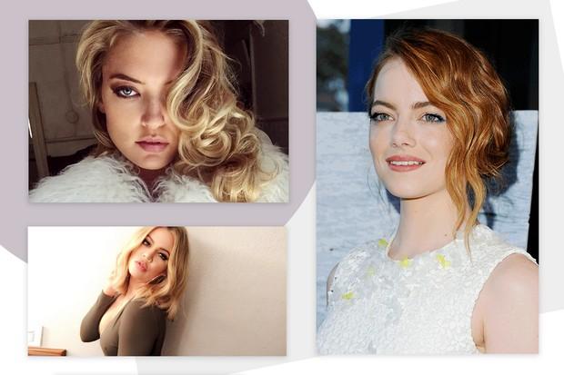 Tracey Cunningham é responsável pela coloração dos cabelos de Martha Hunt, Khloe Kardashian e Emma Stone (Foto: Reprodução)