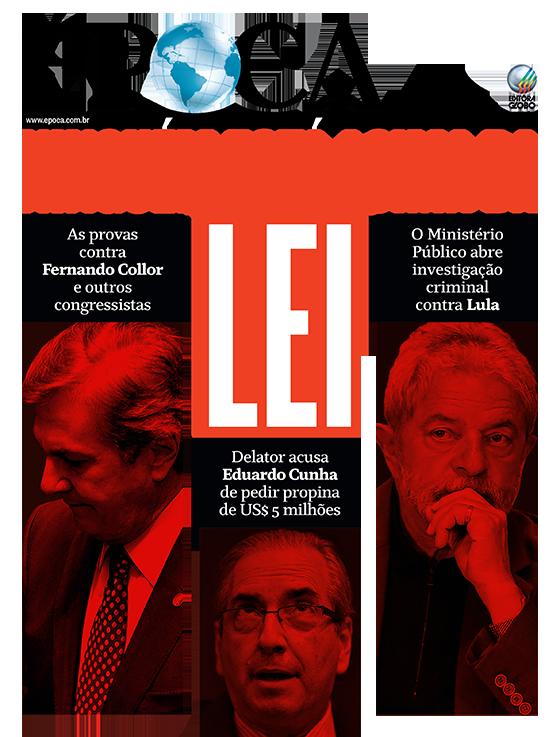 Capa edição 893 (Foto: Revista ÉPOCA/Divulgação)