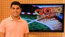 Globo Esporte André Laurent (Foto: Divulgação)