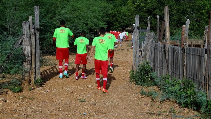 Náutico treino (Foto: Daniel Gomes)