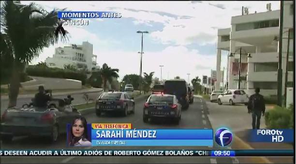 Cortejo fúnebre de Roberto Bolaños (Foto: Reprodução/Televisa)