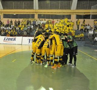 Sorocaba Futsal  (Foto: Danilo Camargo/ Magnus Futsal)