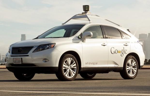 Carro autônomo do Google (Foto: Divulgação)