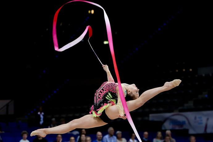 Angélica Kvieczynski perde vaga nas Olimpíadas para Natália Gáudio (Foto: Ricardo Bufolin/CBG)