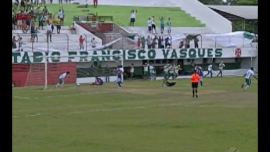 Desportiva segura Tuna na estreia  da Segunda Divisão do Paraense