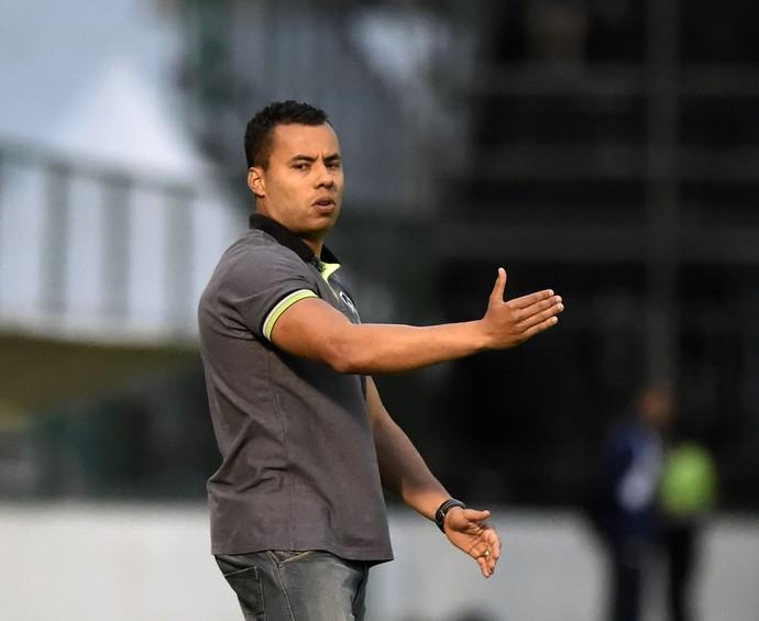 Jair Ventura Botafogo (Foto: Andre Durão)