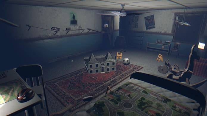 Inusitado, divertido e desafiador, LittleBigWorld é um dos mods mais interessantes de Dying Light (Foto: Reprodução/Steam)