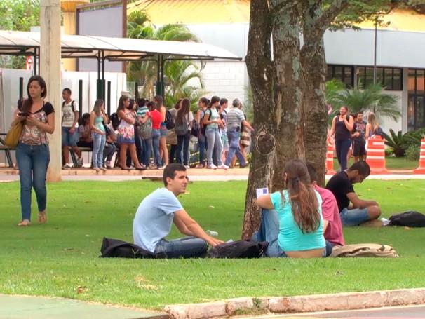 Universidade Federal de Lavras é a mais sustentável da América Latina (Foto: Globo)