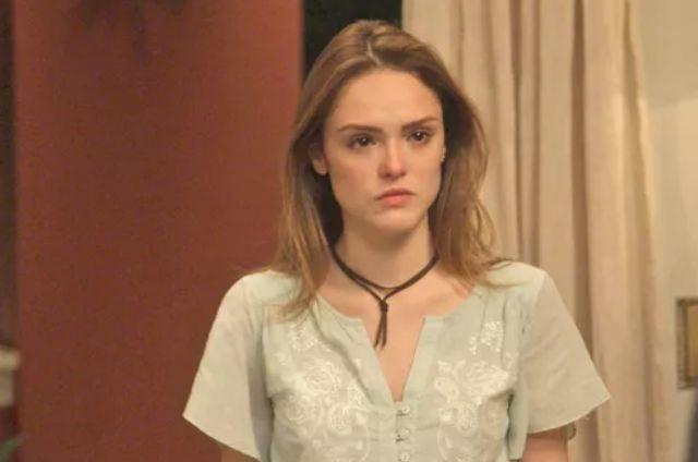 Isabelle Drummond, a Helô de 'A lei do amor' (Foto: TV Globo)