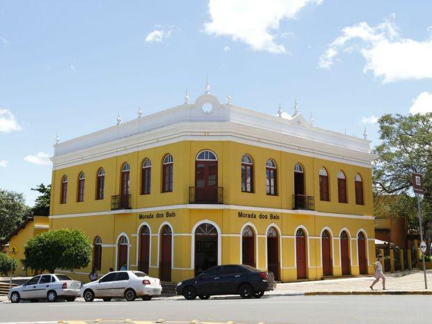 Morada dos Baís em Campo Grande (Foto: Gerson Walber/Prefeitura de Campo Grande)