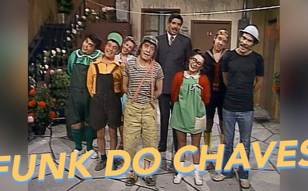 Funk do Chaves - Pankadon