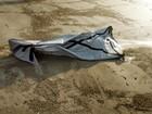 Bombeiros acham corpo de criança desaparecida em praia do litoral de SP