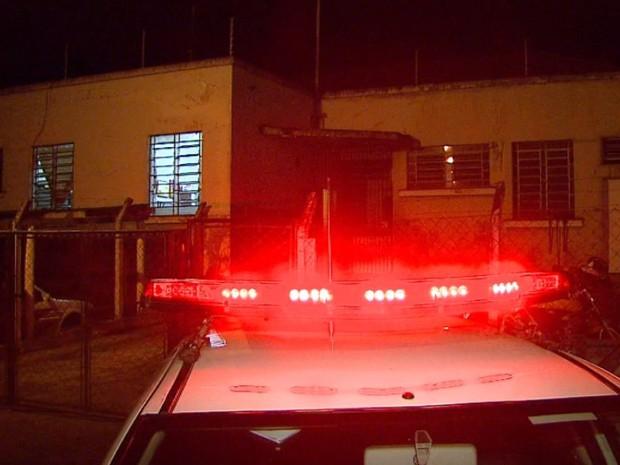 Cadeia Feminina de Leme (Foto: Wilson Aiello/EPTV)