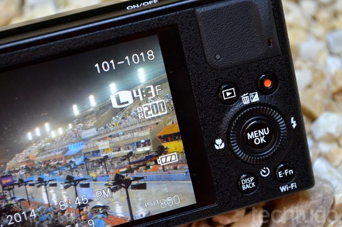 FujiFilm XQ1 (Foto: Luciana Maline/TechTudo)