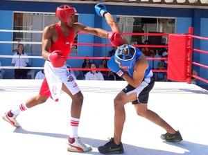 Sorocaba ficou com o título no boxe olímpico dos Jogos Regionais (Foto: Divulgação/Lisoboxe)