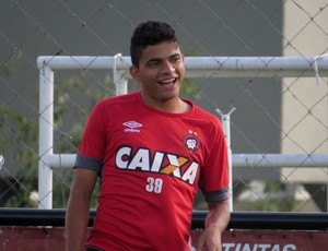 Bruno Rodrigues Atlético-PR (Foto: Fernando Freire)