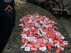 PM apreende 80 unidades de cocaína em Rio das Ostras, no RJ