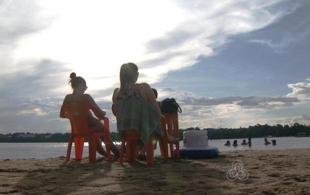 Balneários foram algumas das opções indicadas (Foto: Bom Dia Amazônia)