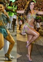 Corpo de Claudia Leitte é eleito pelos internautas o mais bonito do carnaval