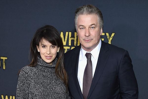 Alec Baldwin e Hilaria Thomas (Foto: Getty Images)