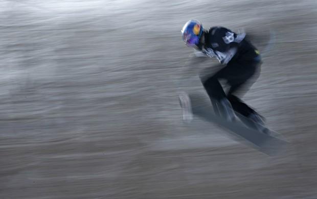 Alex Pullin Mundial de snowboard (Foto: Reuters)