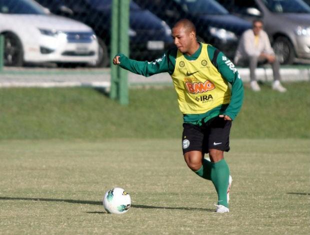 Sergio Manoel, novo volante do Coritiba (Foto: Divulgação / Coritiba)