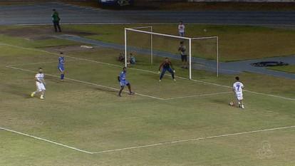 Em partida movimentada, 'Jogo das Estrelas' teve cinco gols e vitória da equipe amapaense