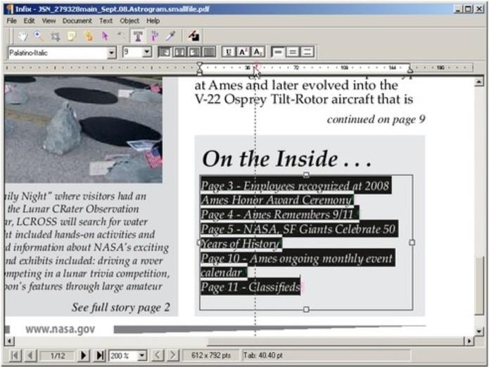 Infix PDF Editor preza pela simplicidade (Foto: Divulgação/Infix)