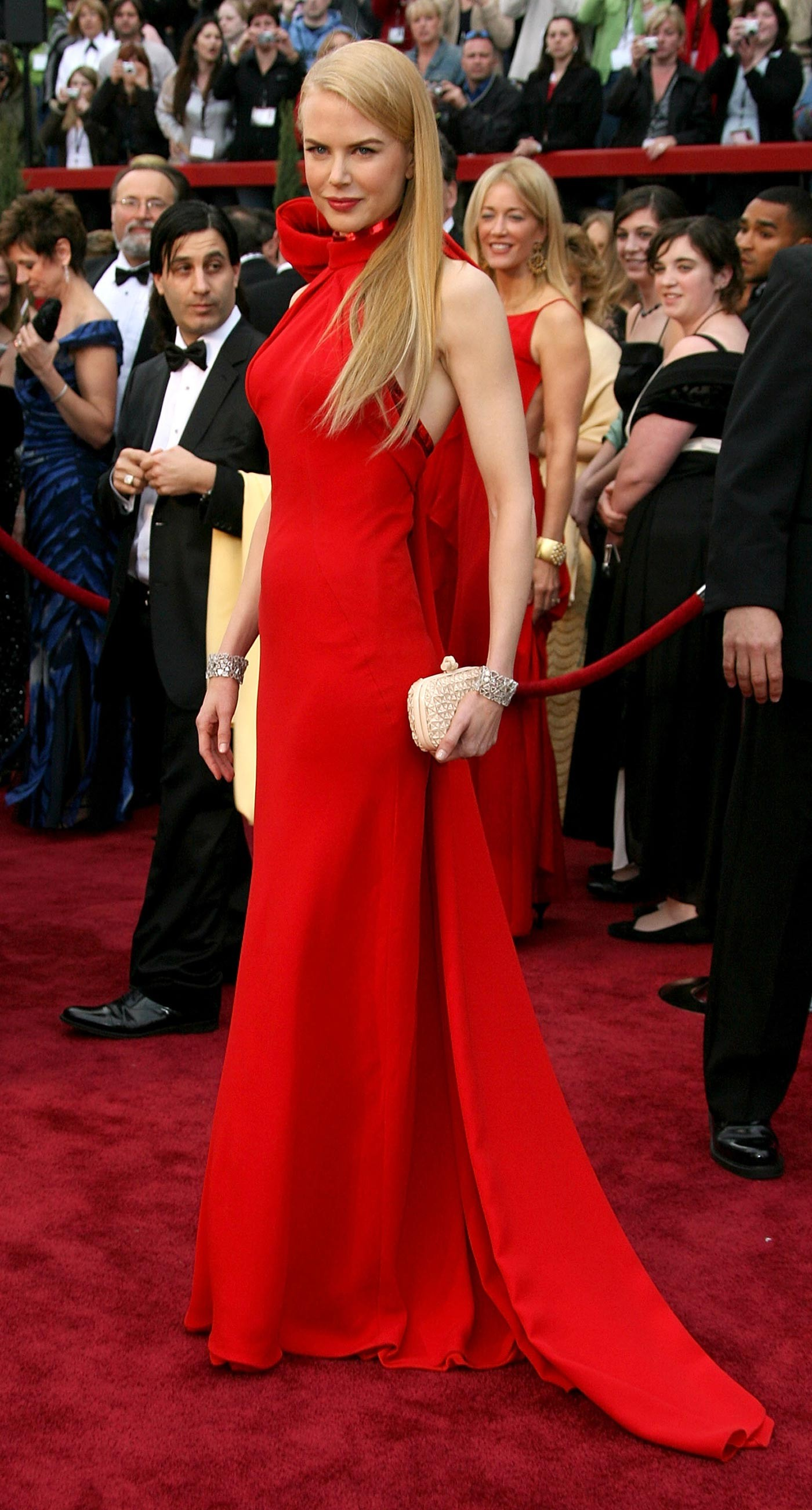 Nicole Kidman - Balenciaga - 2007 (Foto: Getty Images)