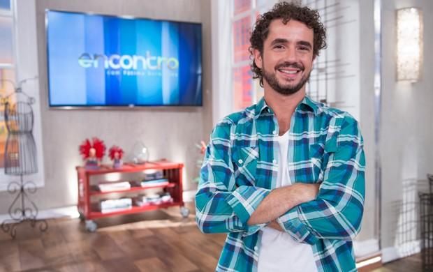 Felipe Andreoli (Foto: Globo/Alex Carvalho )