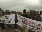 BR-222, no sudeste do Pará, segue interditada na tarde desta terça