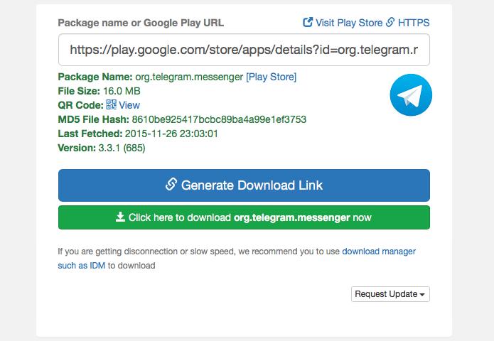 Como baixar o app do Telegram via apk   Dicas e Tutoriais   TechTudo