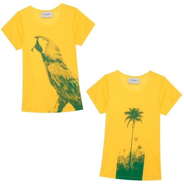 camisetas (Foto:  )